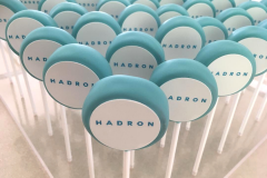 Hadron Branded Cake Pops