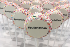 Pulp Riot Hair Cake Pops