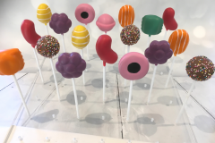 Candy Crush Cake Pops