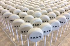 DKNY Branded Cake Pops