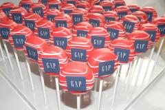 Gap Branded Cake Pops