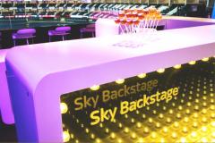 Sky Branded Cake Pops