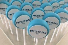 Rizing Branded Cake Pops