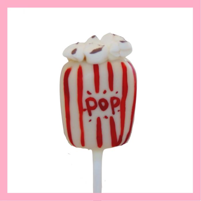 Pop Corn cake pops